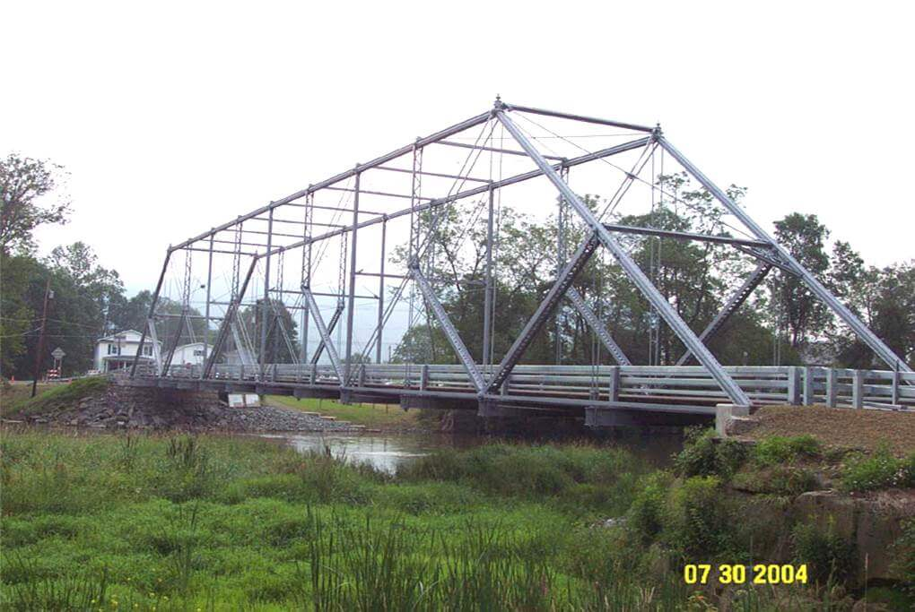 Wood Road Truss Bridge