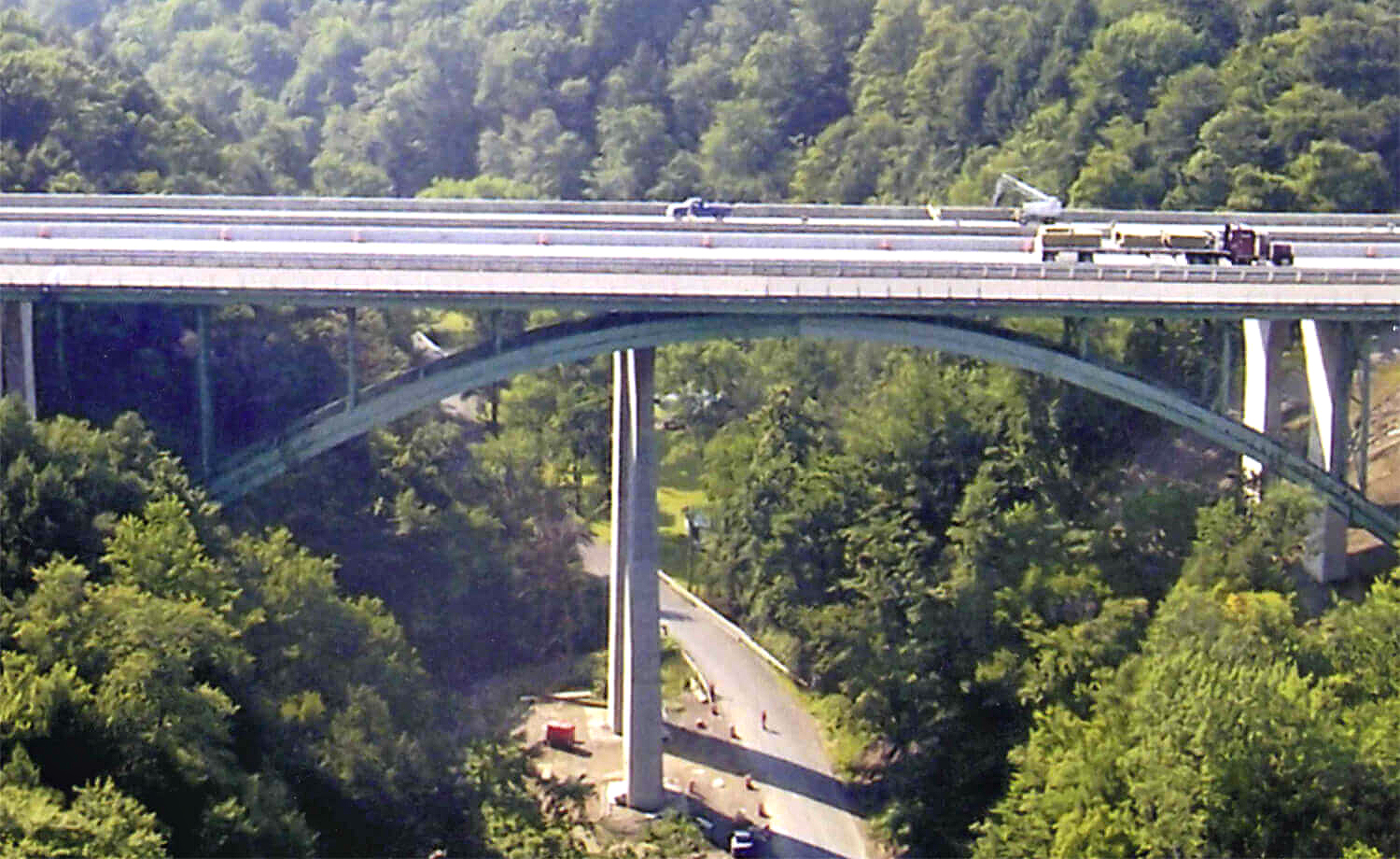 Replacement of I81 Bridges over Hoxie Gorge