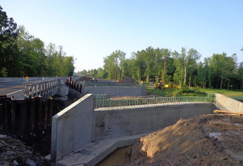 Route 414 Seneca Falls Bridge
