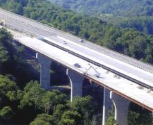 Hoxie Gorge Bridge